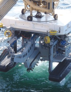 Q1400 Subsea Cable Trencher
